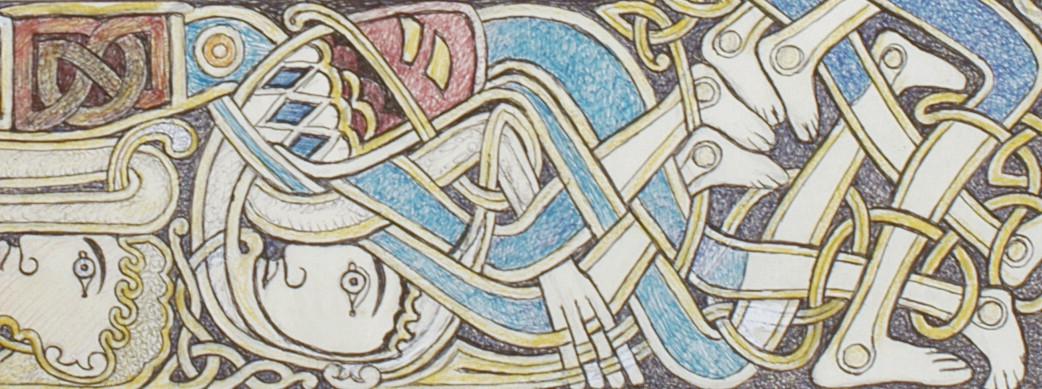 CREATIVITY OF CELTIC ART THROUGH GEORGE BAIN