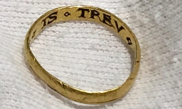 A precious ring