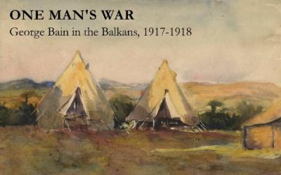 EXHIBITION: ONE MAN'S WAR