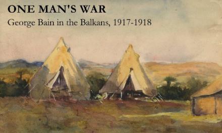 ONLINE EXHIBITION | ONE MAN'S WAR