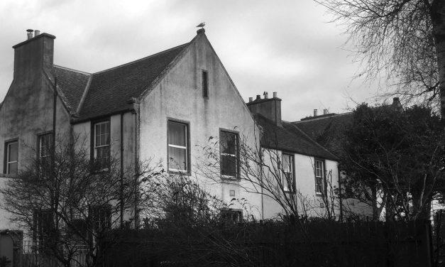 THE POOR HOUSE FORTROSE