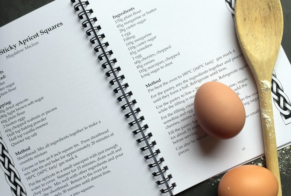 Groam House Cookbook OUT NOW