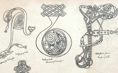 Join a new online community sharing the creativity of Celtic art